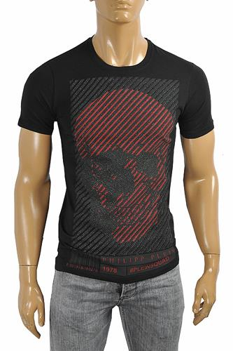 PHILIPP PLEIN Cotton T-shirt #3